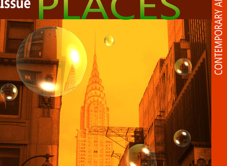 PLACES, The first issue of 2019 of the contemporary online art magazine