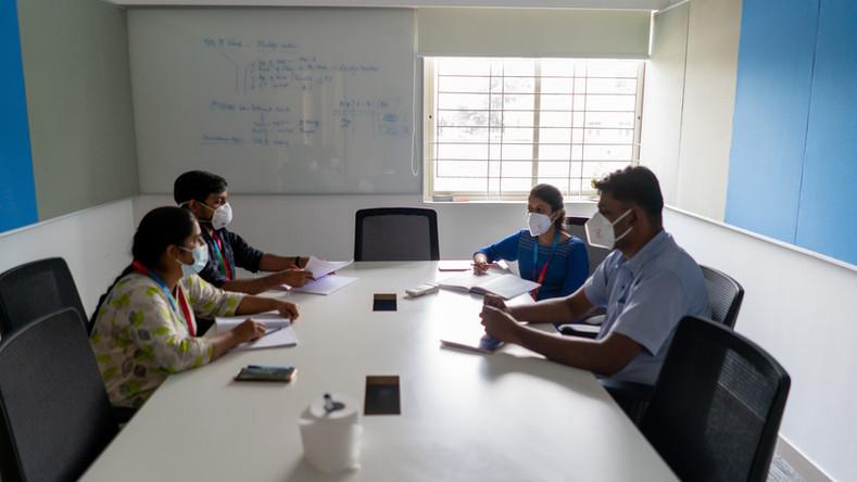 Seminar and Meeting Rooms