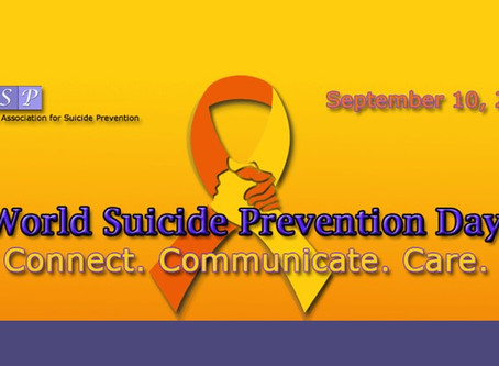 World Suicide Prevention Day & 9/11: 4 tips for managing distress