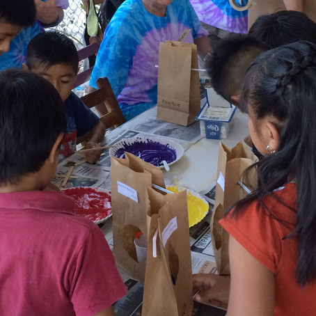 February 2018 RBPC– Making Clean Water Possible in Cantamayec