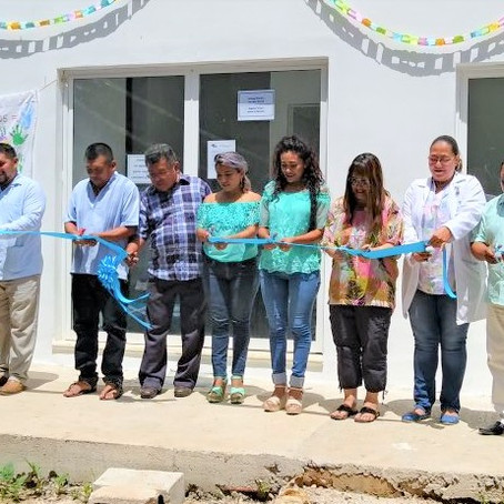 July 2018 - LWW Inauguration of New Water Plant
