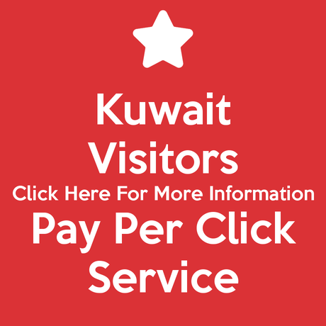 Kuwait Visitors Pay Per Click Service