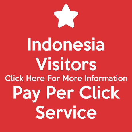 Indonesia Visitors Pay Per Click Service
