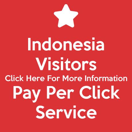 Indonesia Visitors Pay Per Click Service