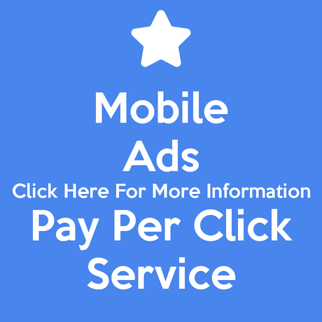 Mobile Ads Pay Per Click Service