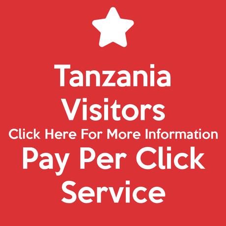 Tanzania Visitors Pay Per Click Service
