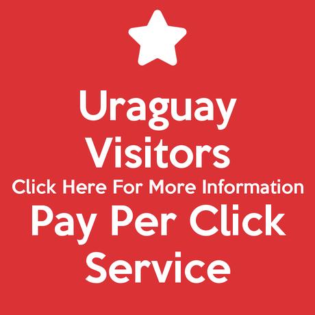 Uraguay Visitors Pay Per Click Service