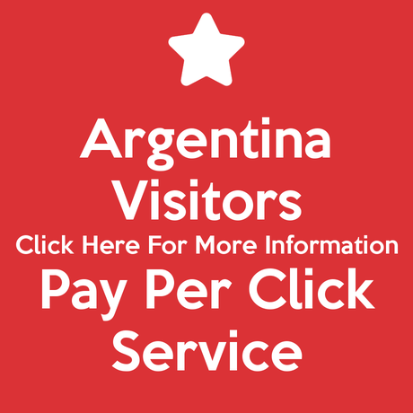 Argentina Visitors Pay Per Click Service