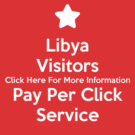 Libya Visitors Pay Per Click Service