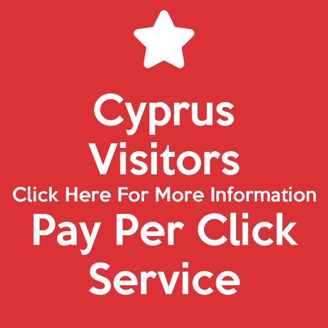 Cyprus Visitors Pay Per Click Service