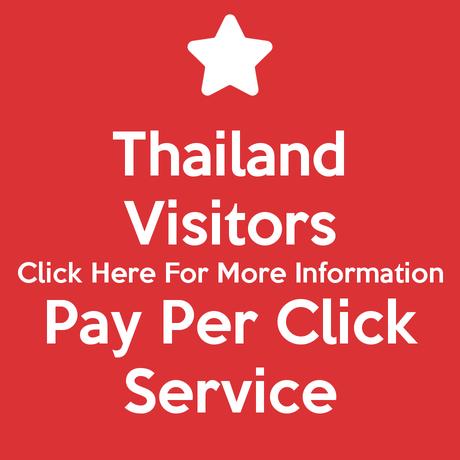 Thailand Visitors Pay Per Click Service