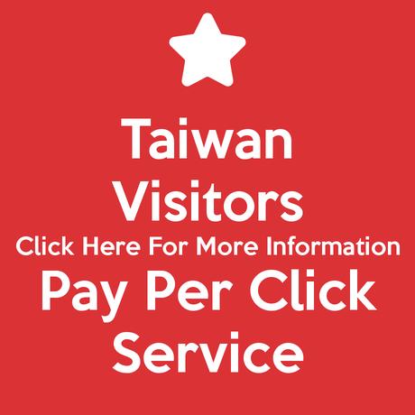 Taiwan Visitors Pay Per Click Service