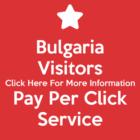 Bulgaria Visitors Pay Per Click Service