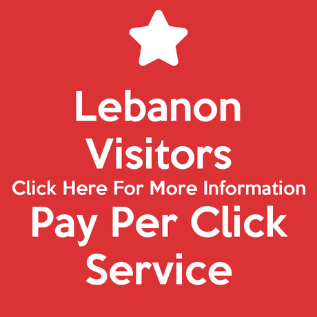 Lebanon Visitors Pay Per Click Service