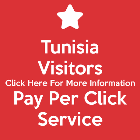 Tunisia Visitors Pay Per Click Service