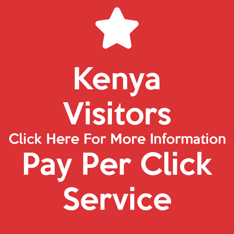 Kenya Visitors Pay Per Click Service