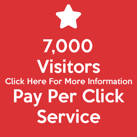 7,000 Visitors Pay Per Click Service
