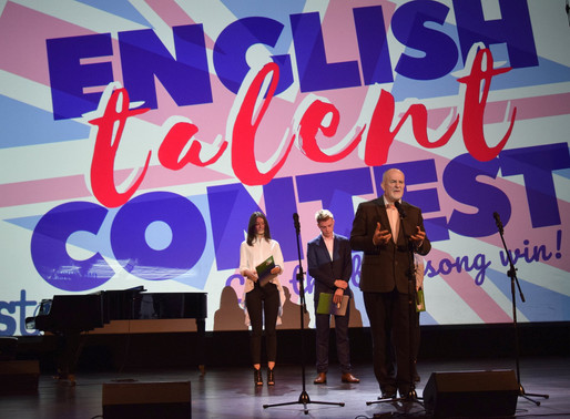 Drugi English Talent Contest za namii