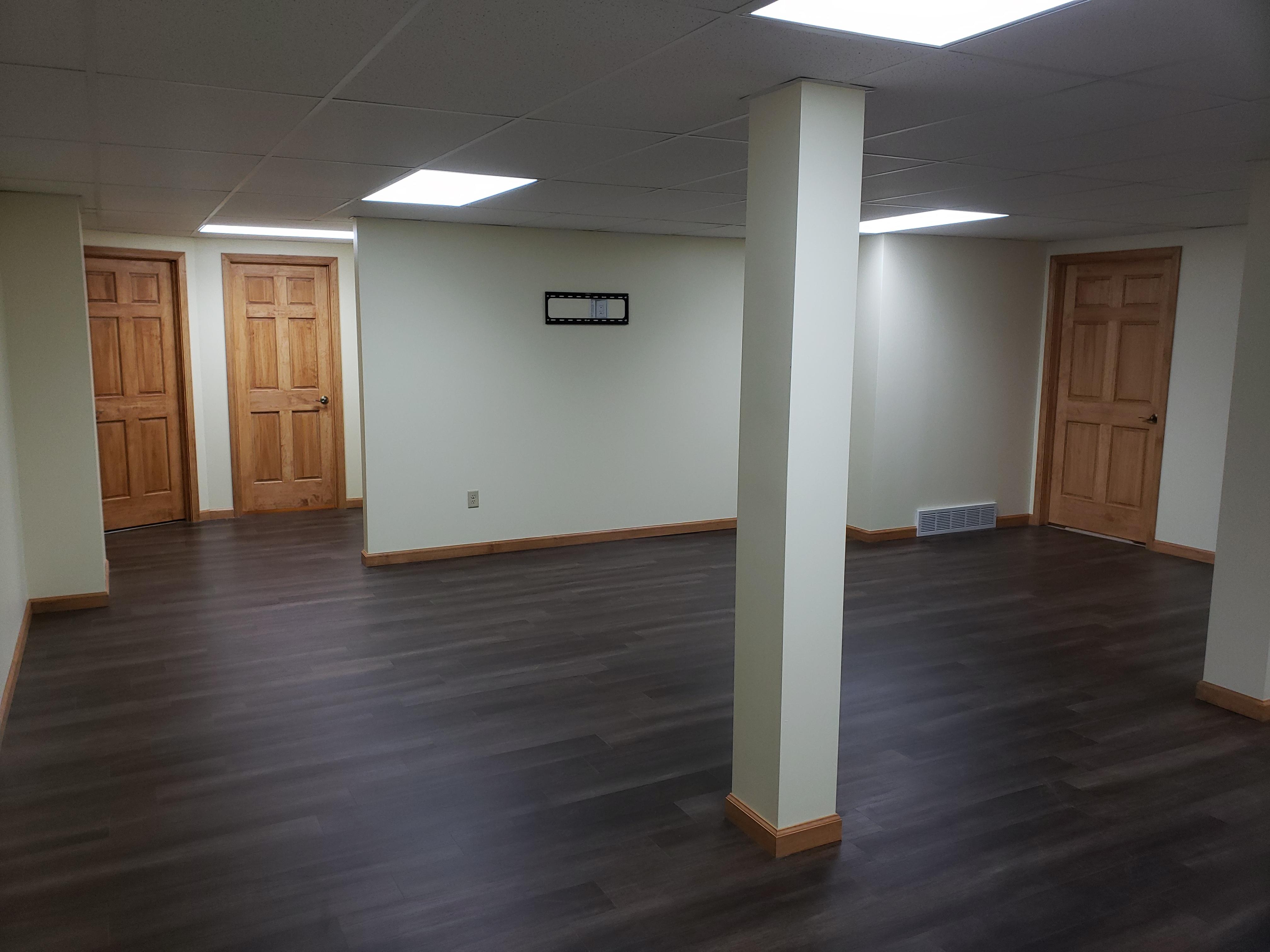 Fairfield County Basement