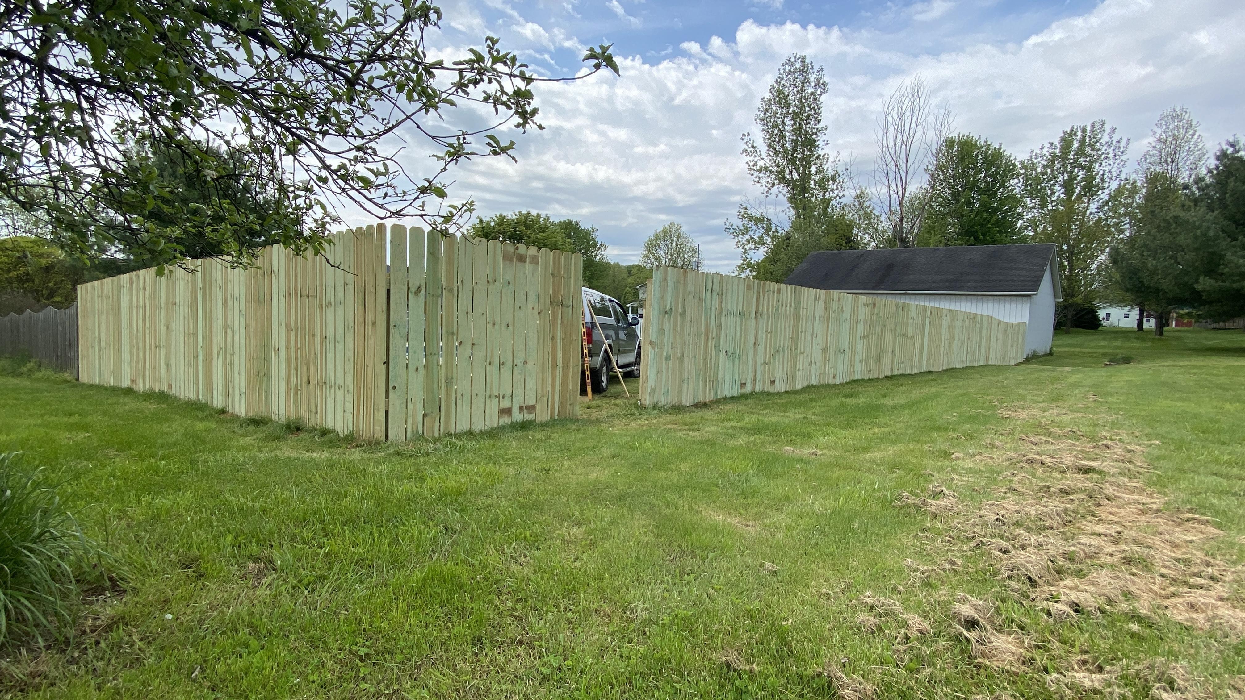 Fairfield County Fence