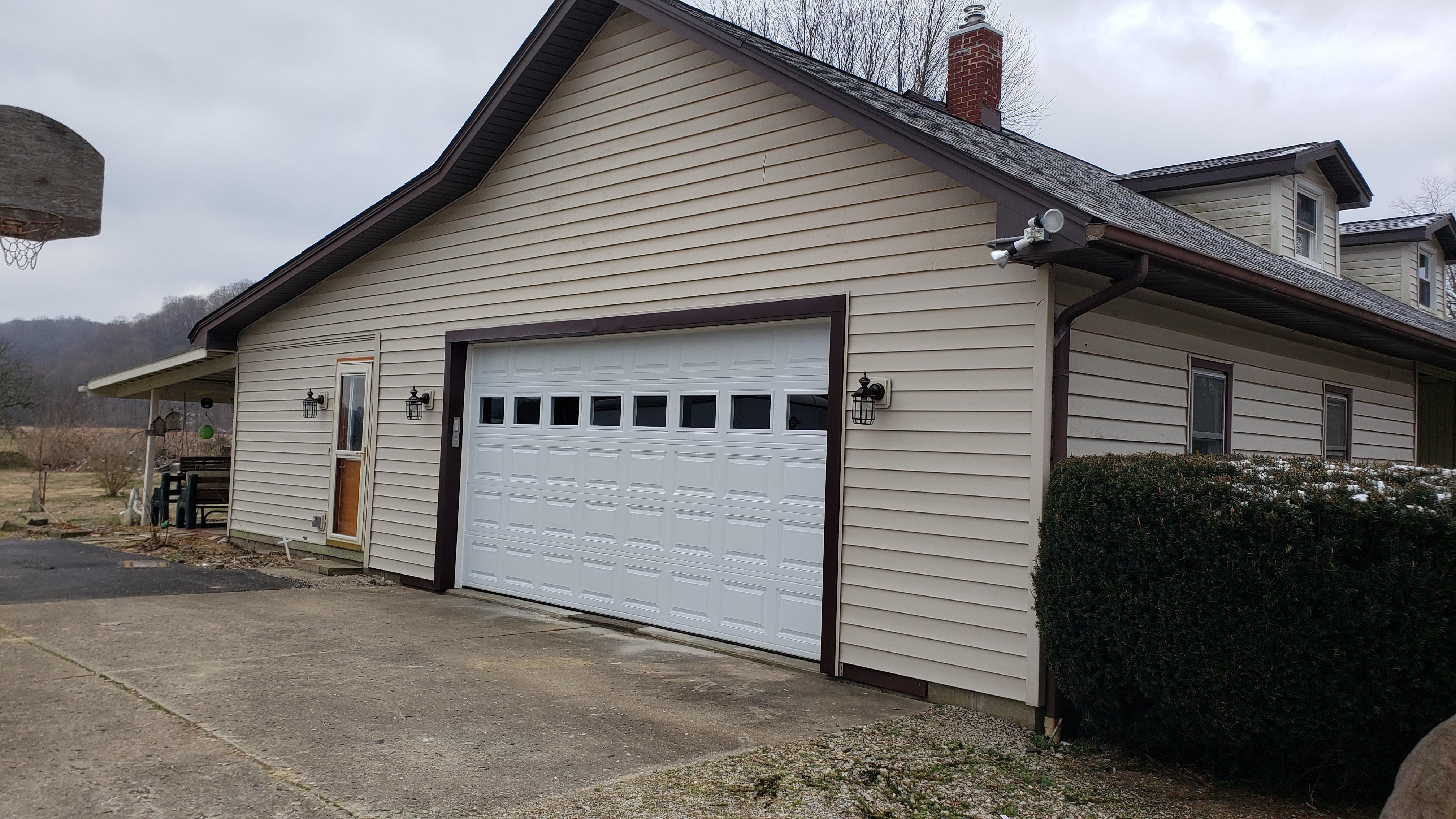 Fairfield County Garage  Redesign