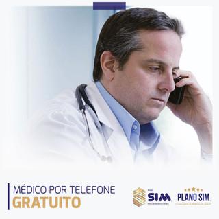 Aconselhamento Médico por Telefone