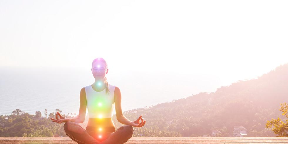 Soin d'harmonisation des chakras accompagné d'une méditation guidée