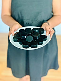 DIY Detox Charcoal Soap with Tea Tree