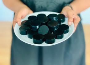 DIY Detox Charcoal Soap with Tea Tree