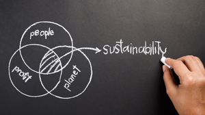 What is sustainable beauty?