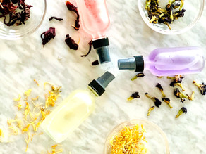 3 Natural, Homemade, and Hydrating Toners for All Skin Types