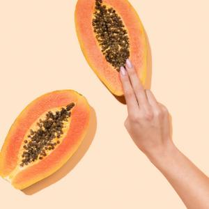 Papaya & Sugar Foot Scrub