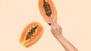 Papaya & Sugar Scrub