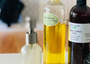 2-Ingredient DIY Cleansing Oil with Emulsifier