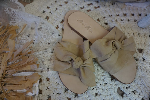 Slides ''Coco Love'' beige