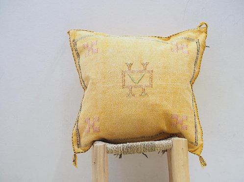 Kissenbezug ''Marrakesh Vibes'' in gelb