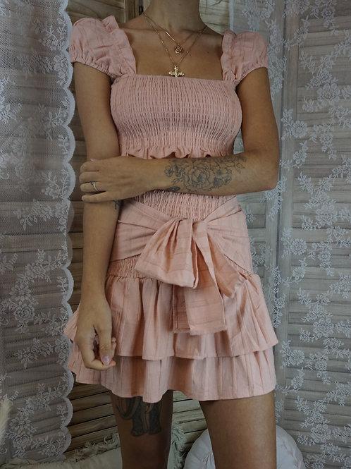Top ''Mauri'' rosa