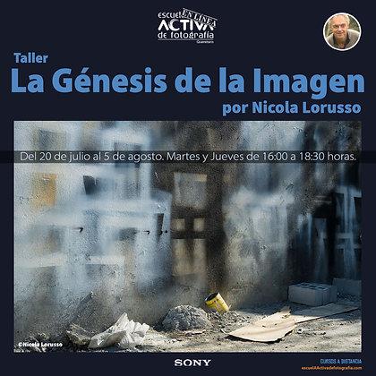 Nicola Lorusso: La Génesis de la Imagen