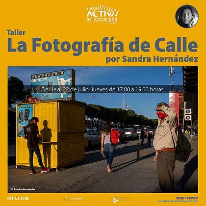 Taller la Fotógrafía de Calle