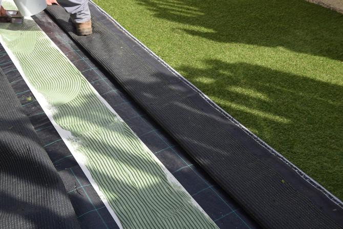 Una alfombra para tu jardín.