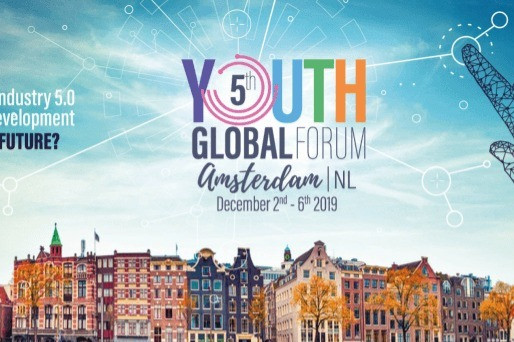 TECHNOLOGICAL ADVANCEMENT : BOON OR BANE? FT. The 5th Global Youth Forum 2019 AMSTERDAM, NETHERLANDS