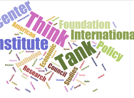 MEDIA AND THINK TANKS PLAYS A VITAL ROLE IN DETERMINING THE FOREIGN POLICY OF THE STATE.