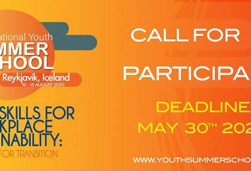Youth Time International Movement Presents International Summer School 2020 in Reykjavik, Iceland.