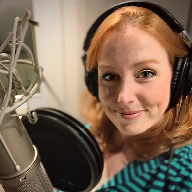 Bethany Pollock Voiceover Artist