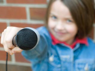 Юный видеоблогер отзовись