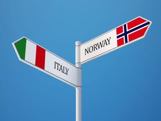 Участники из Норвегии и Италии