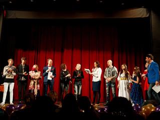 Поздравляем Лауреатов Международного конкурса «Звездный Бум»!