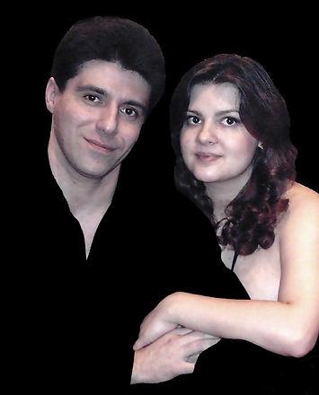 Кочарян Олег и Наталья