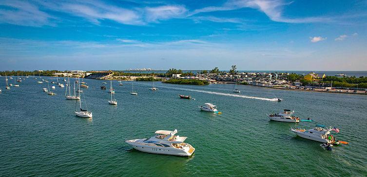 Miami Marina Stadium - Virginia Key - Boat Rental in Miami