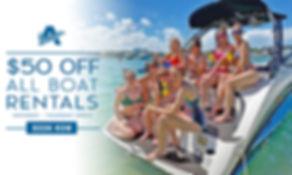 Week day boat rental miami discount